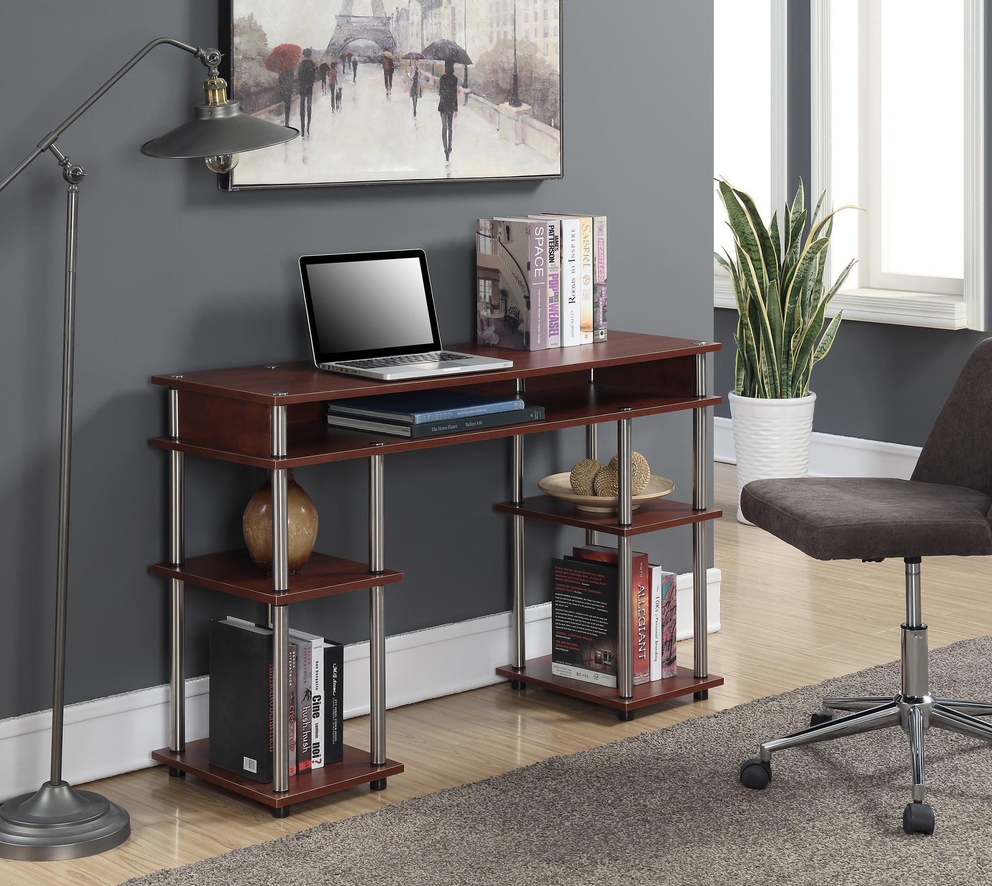 Convenience Concepts Designs2Go No Tools Student Desk, Multiple Colors by Convenience Concepts, Inc.