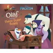 Frozen: Olaf and the Three Polar Bears (Hardcover)