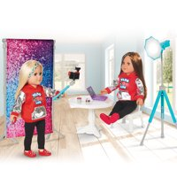"""My Life As Vlogger Set for 18"""" Doll"""