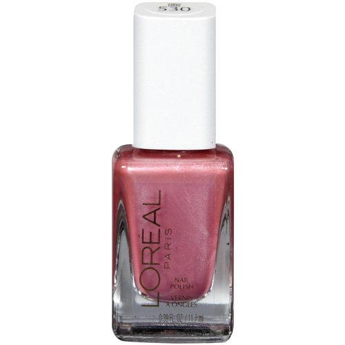 Pro Manicure: First Date 530 Nail Enamel, .39 Fl Oz