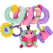 Infantino Spiral Activity Toy - Sparkle Line