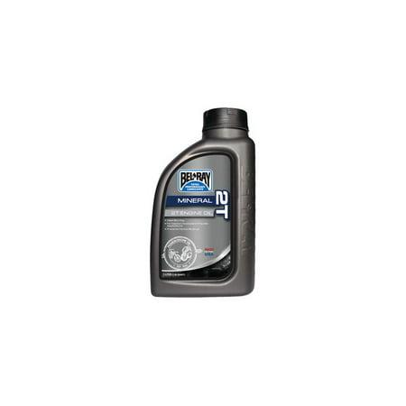 Bel-Ray Co Inc 99010-B1LW belray 2t mineral eng oil 1lit
