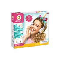 GoldieBlox DIY Unicorn Headphones Kit