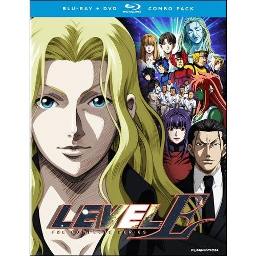 Level E: The Complete Series (Blu-ray   DVD)