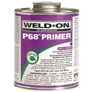 WELD ON PRIMER CPVC PINT CLEAR per 4 Each