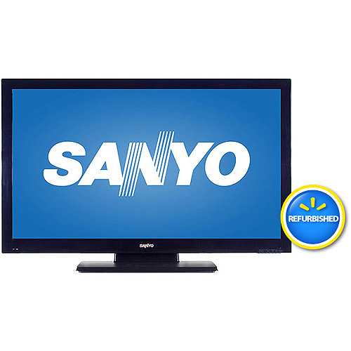 "***fast Track*** Sanyo 46"" Class Lcd 108"