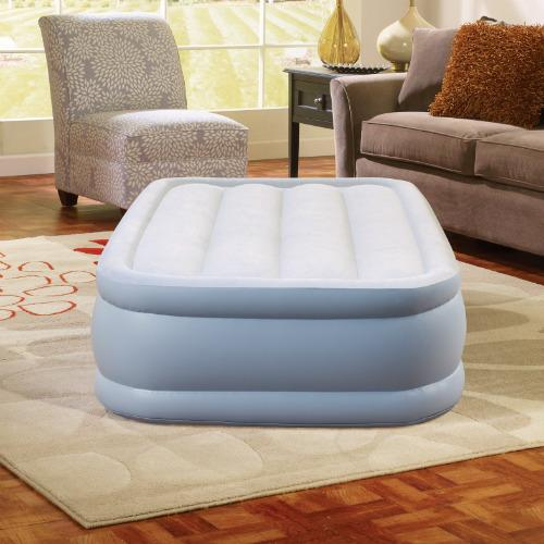Beautyrest Twin Size Plushaire Express Air Bed with Hands Free Pump Plushaire Express Air Bed with Hands Free Pump