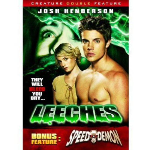 Creature Double Feature: Leeches / Speed Demon (Widescreen)