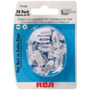 Cable Clips - Pack of 6