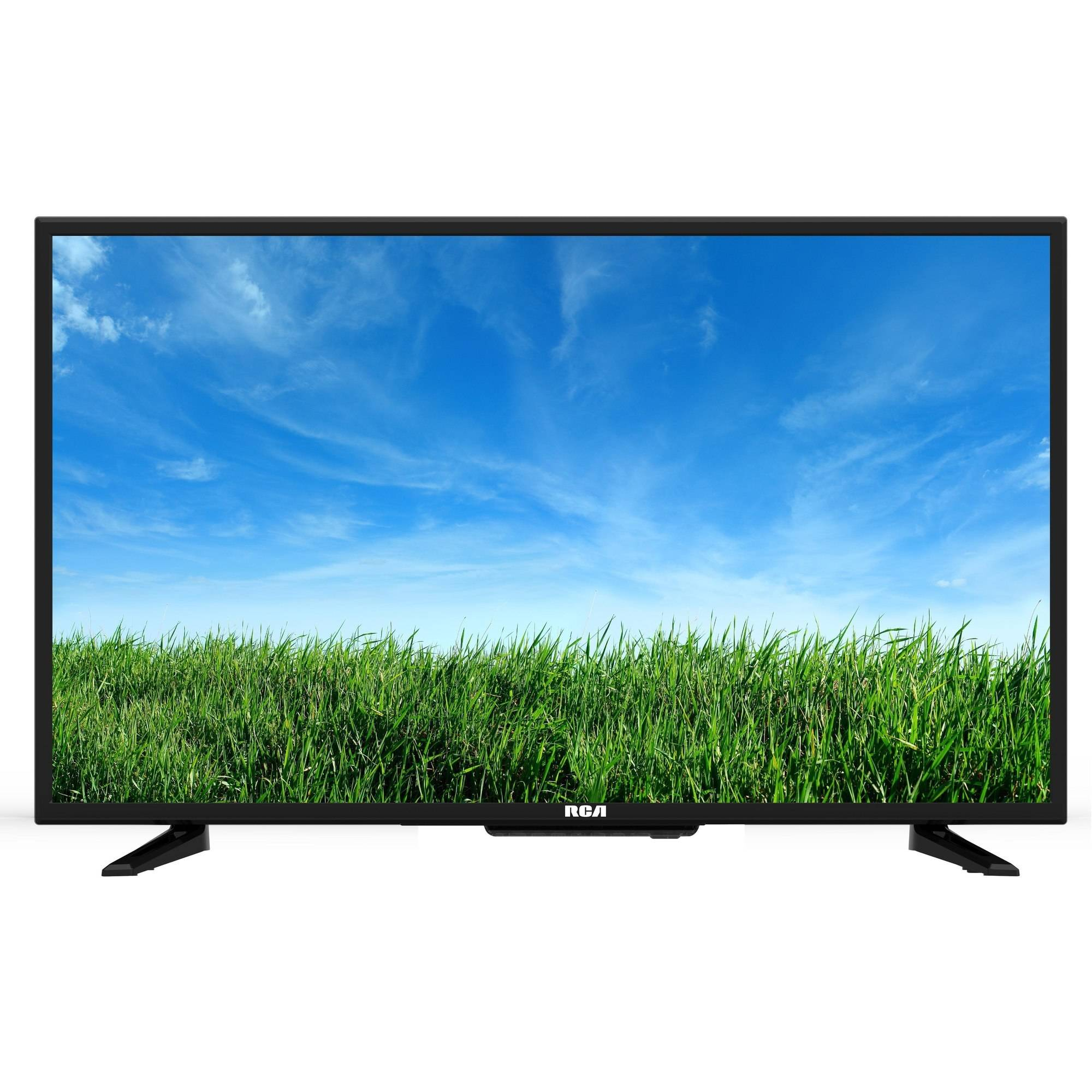 "RCA 32"" Class HD (720P) LED TV (RLDEDV3255-A) with Built-in DVD"