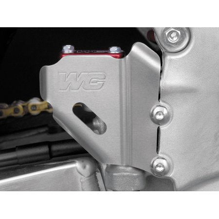 - Works Connection 15-495 Rear Master Cylinder Guard