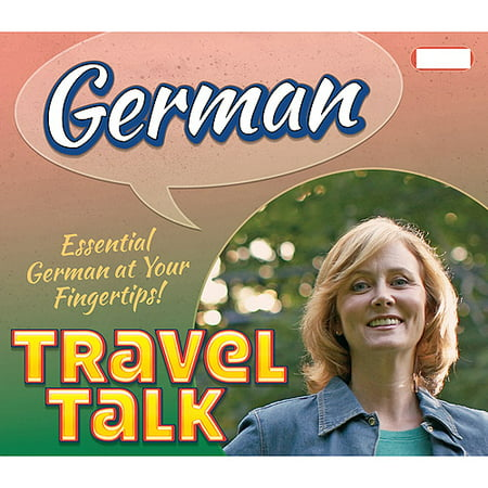Selectsoft LQTTGERMAJ German Travel Talk (Digital Code) (Talking Software)