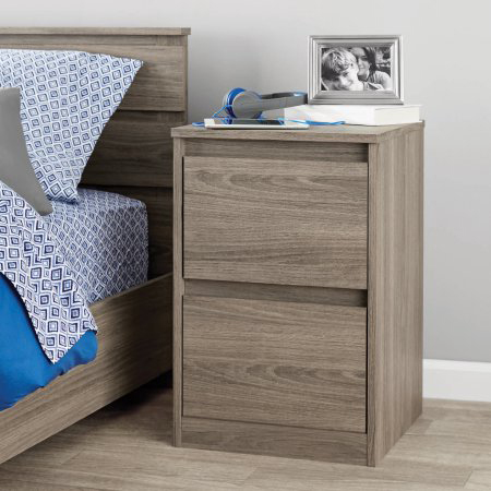 Mainstays Westlake Nightstand, Multiple Colors