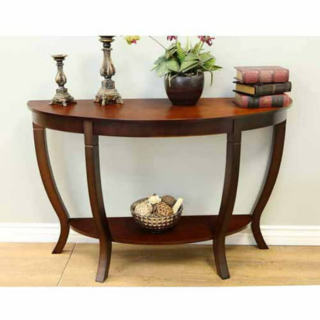 Home Craft Lewis Wood Sofa Table