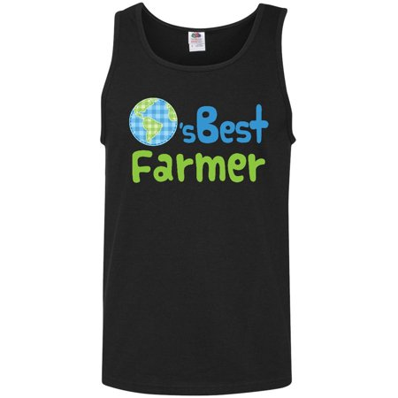 Worlds Best Farmer Men's Tank Top