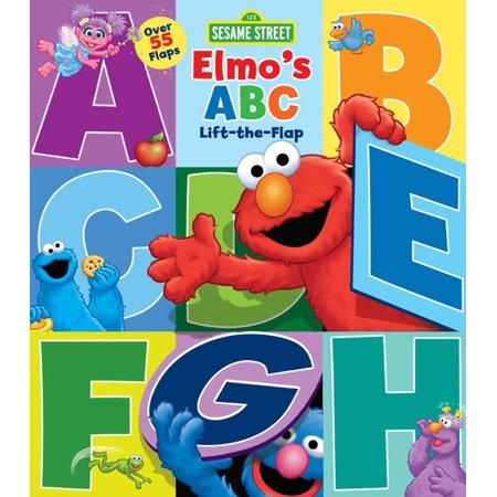 Elmos ABC (Board Book)