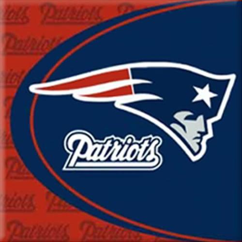New England Patriots Lunch Napkins - Hallmark