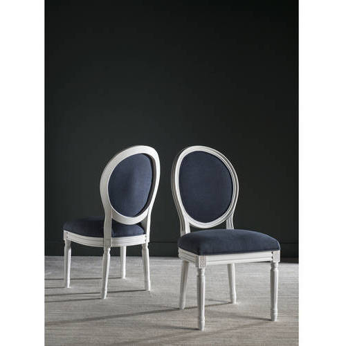 Delightful Safavieh Holloway Oval Side Chair, Set Of 2