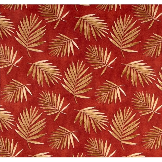 Jordan Manufacturing Outdoor Fabric By The Yard, Fossil Fro Rust