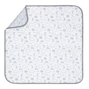 Gerber Baby Boy or Girl Unisex Organic Cotton 2 Ply Blanket