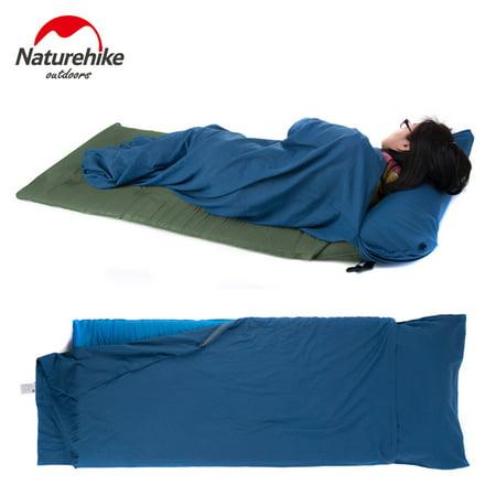 Naturehike Outdoor Portable Cotton Ultra Light Liner Sleeping Bag