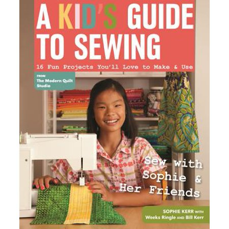 A Kid's Guide to Sewing (Paperback)