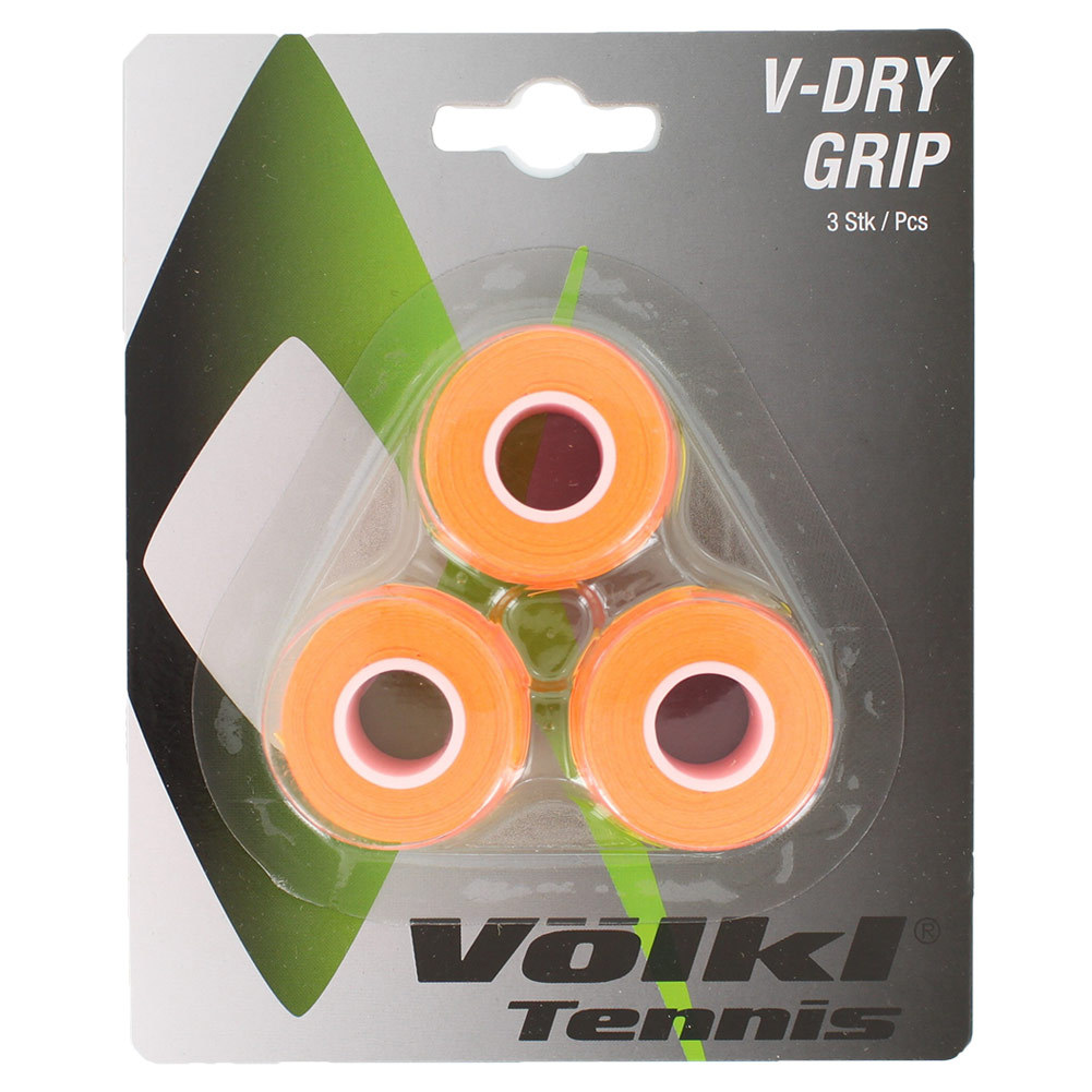 V Dry Tennis Overgrip 3 Pack