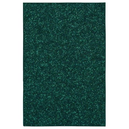 Ambiant Pet Friendly Solid Color Area Rugs Forest Green - 2'x8'](Red Carpet Okc)