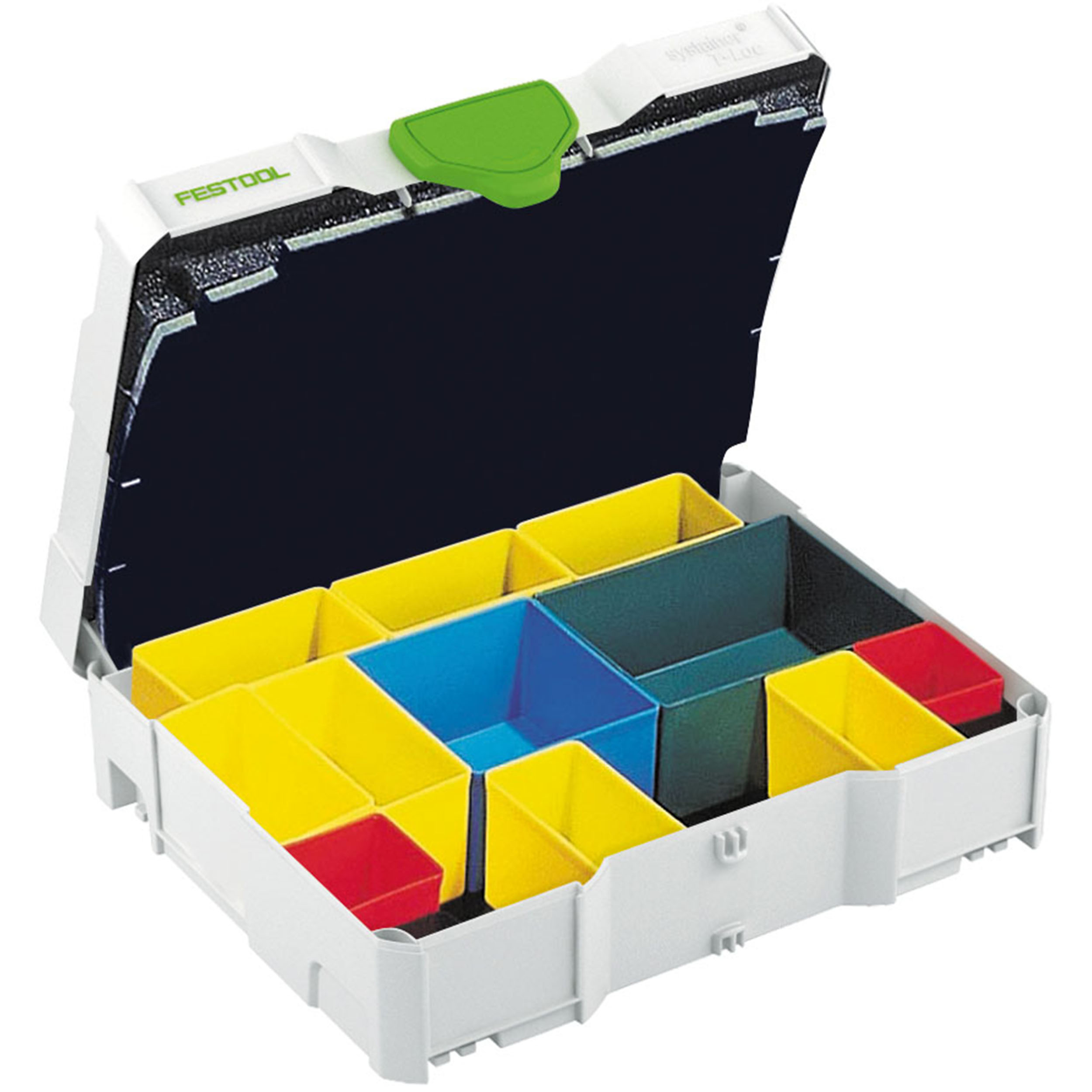 T-LOC Systainer 1 Box with Compartments