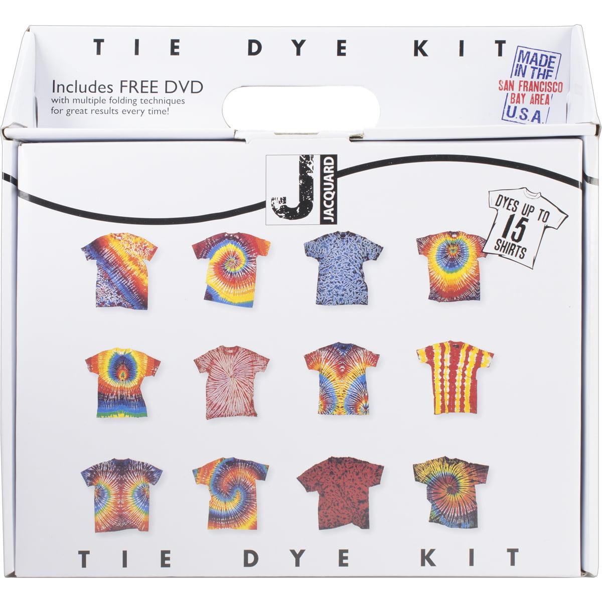 279871bbe82b Jacquard Original Tie Dye Kit - Walmart.com