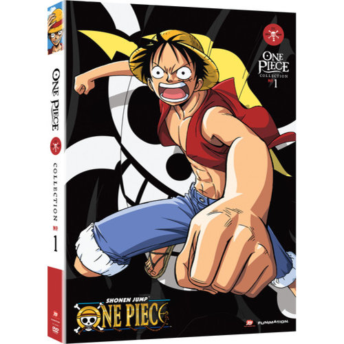 ONE PIECE COLLECTION 1 (DVD/4DISCS)
