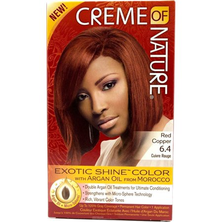 Creme of Nature Permanent Hair Color Red Copper 6.4, 1.0