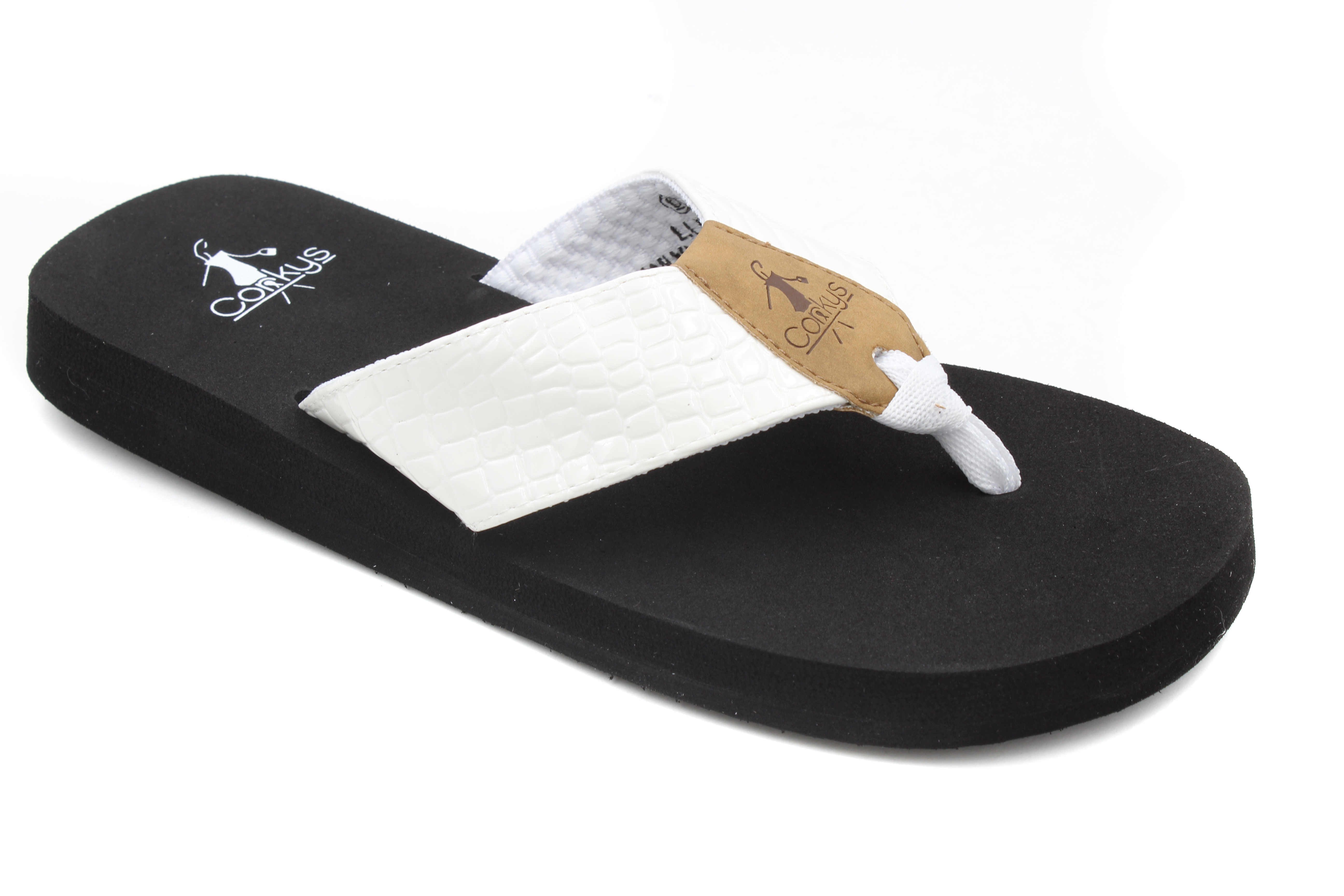 Corkys Womens Lumi EVA Flip Flop Sandal