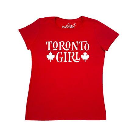 Toronto Ontario Canada Girl Gift Women's - Ontario Girl