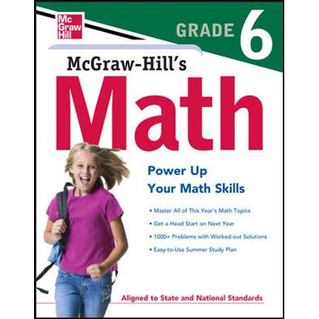Mcgraw-Hill Education Math
