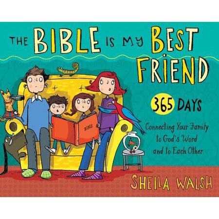 The Bible Is My Best Friend--Flip Book (My Best Friend In Other Languages)