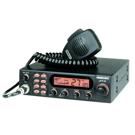 President JFK II A+ AM/FM 10 Meter Radio