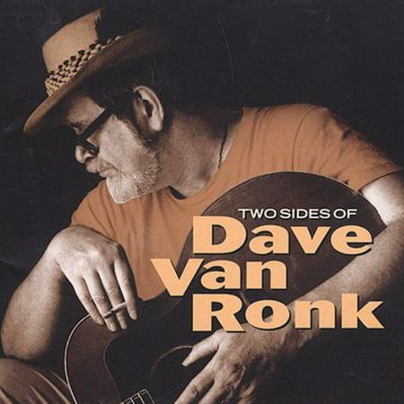 Two Sides of Dave Van Ronk (Dave Van Ronk Hang Me Oh Hang Me)