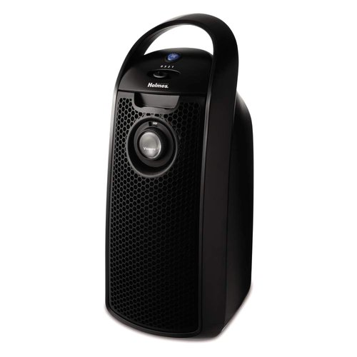 Holmes HAP9415-UA HEPA-genre Air Purifier with Visipure Filter Viewing Window - HEPA - 138 Sq. ft. - Black