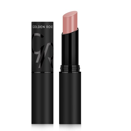 Golden Rose Sheer Shine Stylo Argan Oil Lipstick with SPF 25, #01-Pinky (Rouge Spf 15 Lipstick)