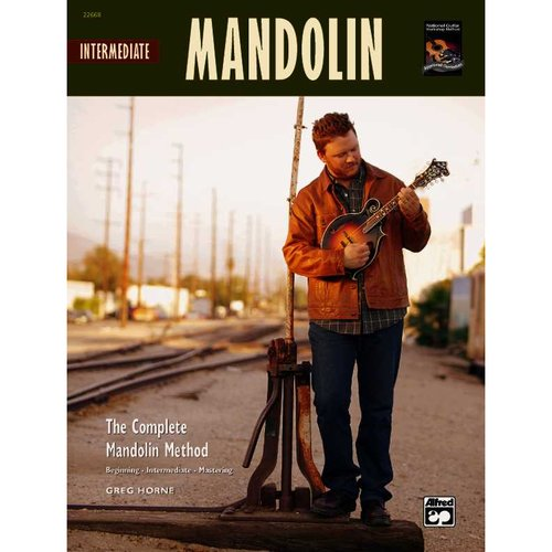 Intermediate Mandolin: The Complete Mandolin Method by