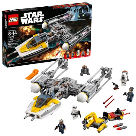 Lego Star Wars Tm Y Wing Starfighter 75172