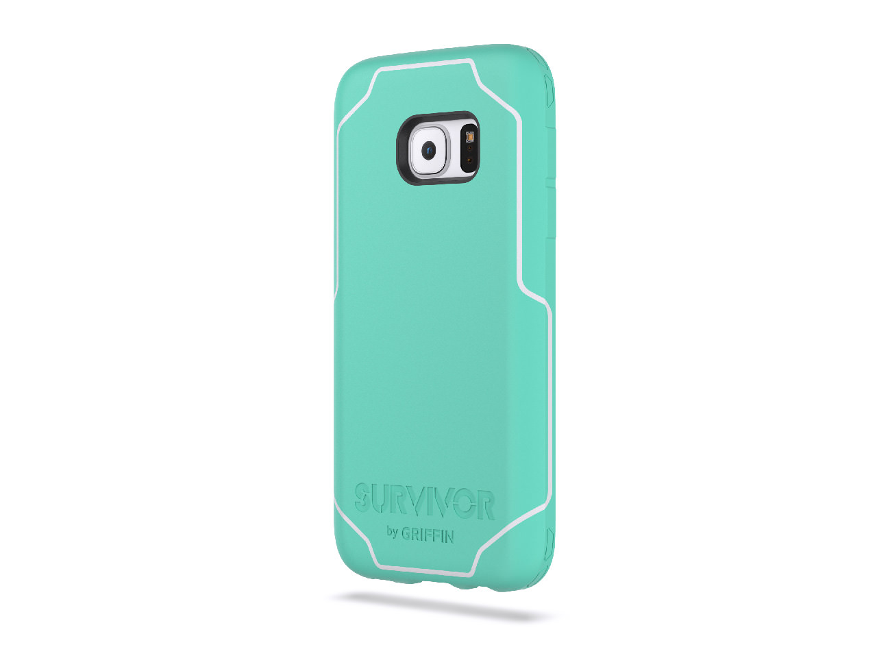 online store ac6b2 73490 Griffin Survivor Strong for Samsung Galaxy S7, Strong is super-thin drop  protection for your Galaxy S7.