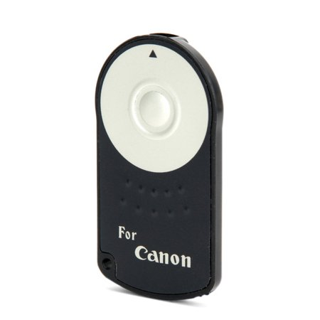 Genuine SP™ FotoTech RC-6 IR Wireless Shutter Release Remote For Canon DSLR Camera Canon Remote Shutter Release
