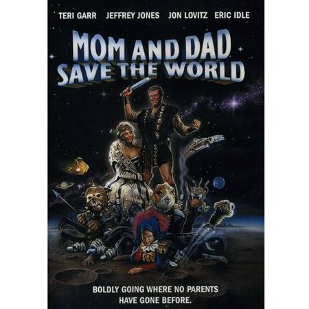 Mom And Dad Save The World  Widescreen