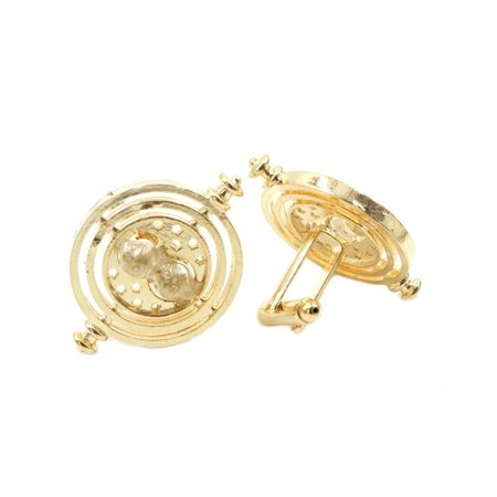 Harry Potter Time Turner Men's Groomsmen Cuff Links w/Gift Box by Superheroes