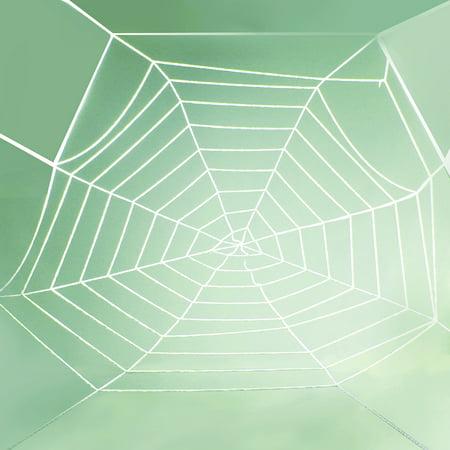 3 SIZES Halloween Prop Big Spider Webbing Indoor Outdoor Bar Decoration - image 3 of 6