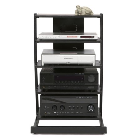 Plateau Z-Series 5-Shelf Audio Rack