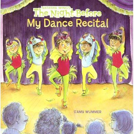 The Night Before My Dance Recital ()