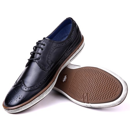 b840ff41e Mio Marino - Mio Marino Mens Dress Shoes - Fashion Casual Oxford ...